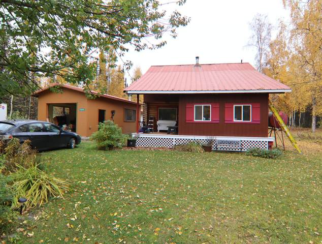 15645 E Lichen Drive, Talkeetna, AK 99676 (MLS #20-14374) :: Wolf Real Estate Professionals