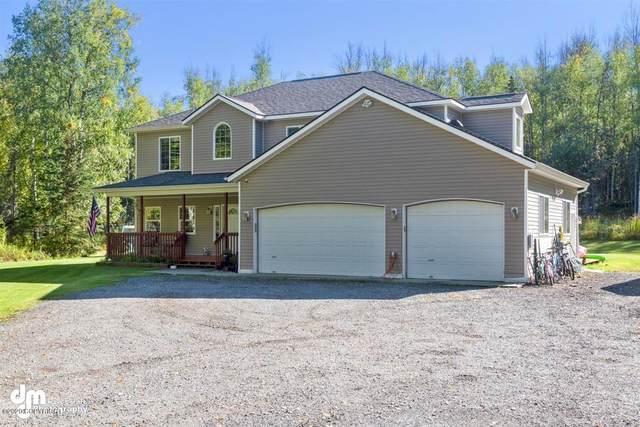 7910 W Sun Ridge Circle, Wasilla, AK 99623 (MLS #20-14383) :: RMG Real Estate Network | Keller Williams Realty Alaska Group