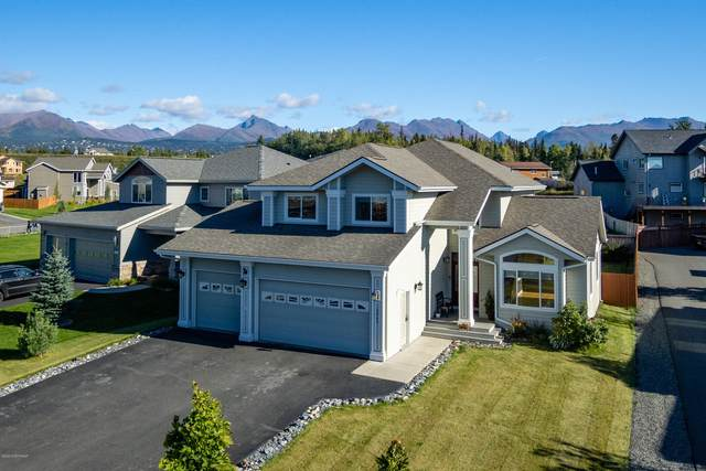 2864 Morgan Loop, Anchorage, AK 99516 (MLS #20-14413) :: Wolf Real Estate Professionals
