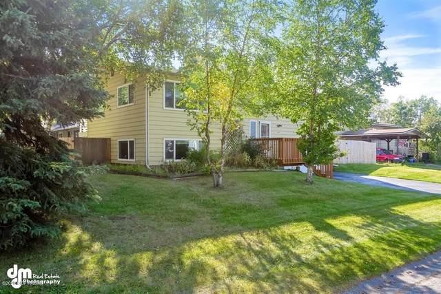 1640 Helen Drive, Anchorage, AK 99515 (MLS #20-14414) :: Team Dimmick