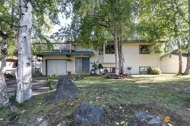 3550 Kachemak Circle, Anchorage, AK 99515 (MLS #20-14425) :: Team Dimmick