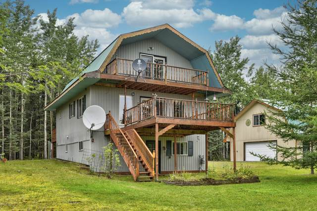 37670 Wind Song Circle, Sterling, AK 99672 (MLS #20-14472) :: Team Dimmick