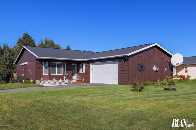 1601 Demeter Drive, Anchorage, AK 99515 (MLS #20-14491) :: Team Dimmick