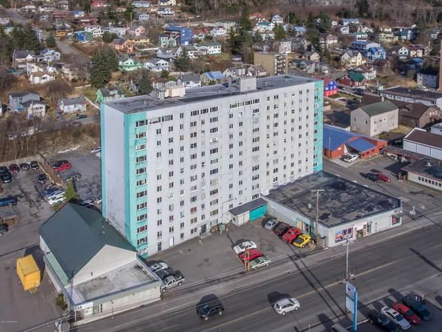 2415 Hemlock Street #103, Ketchikan, AK 99901 (MLS #20-14498) :: RMG Real Estate Network | Keller Williams Realty Alaska Group