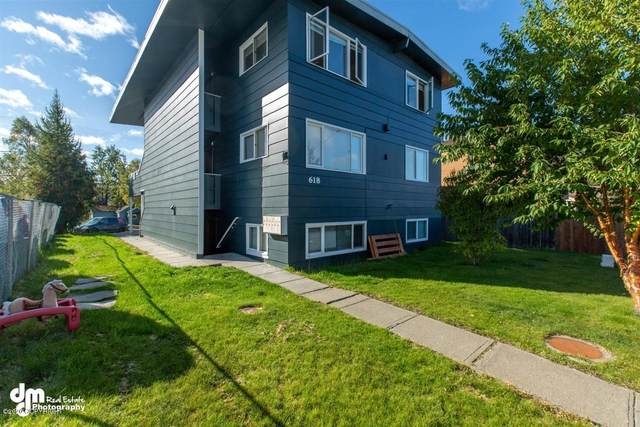 618 E 9th Avenue, Anchorage, AK 99501 (MLS #20-14614) :: Alaska Realty Experts