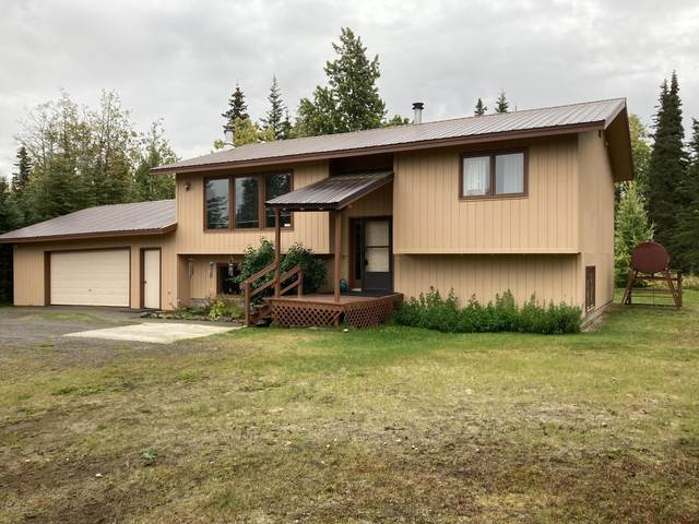 23355 Lowell Loop, Kasilof, AK 99610 (MLS #20-14629) :: The Adrian Jaime Group | Keller Williams Realty Alaska