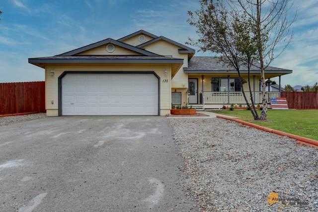 135 N Angus Loop, Palmer, AK 99645 (MLS #20-14649) :: RMG Real Estate Network | Keller Williams Realty Alaska Group