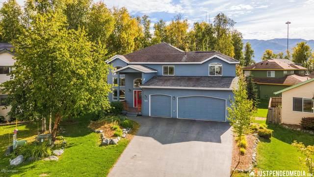16636 Baird Circle, Eagle River, AK 99577 (MLS #20-14650) :: RMG Real Estate Network | Keller Williams Realty Alaska Group