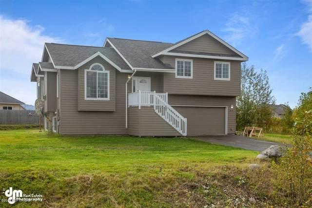9356 E Spring Creek Circle, Palmer, AK 99645 (MLS #20-14669) :: RMG Real Estate Network | Keller Williams Realty Alaska Group