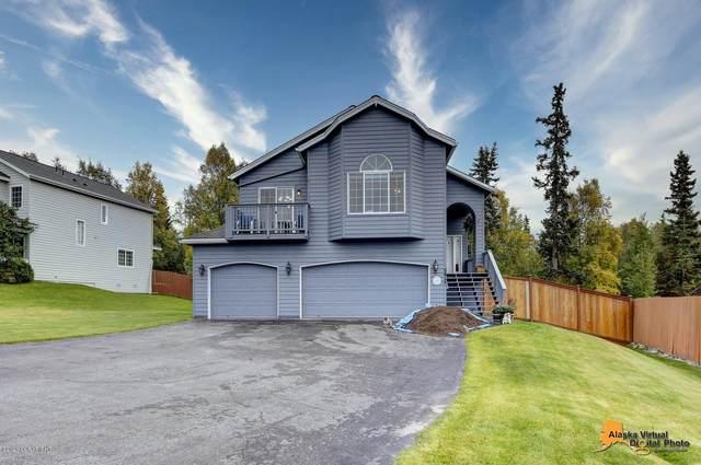 5412 Woodshire Circle, Anchorage, AK 99516 (MLS #20-14718) :: Team Dimmick