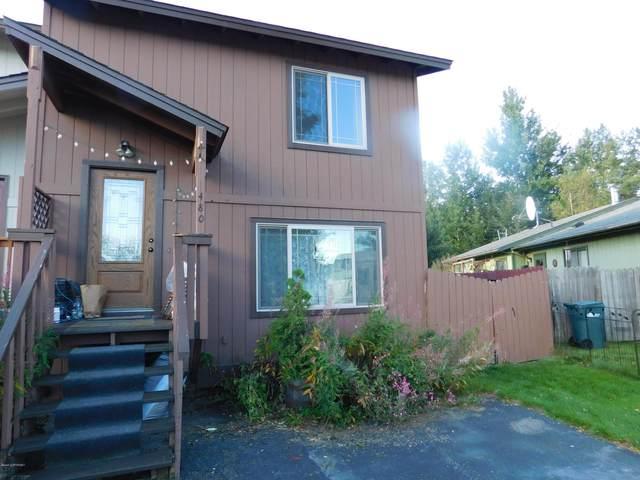 480 Capricorn Circle, Anchorage, AK 99508 (MLS #20-14739) :: Team Dimmick