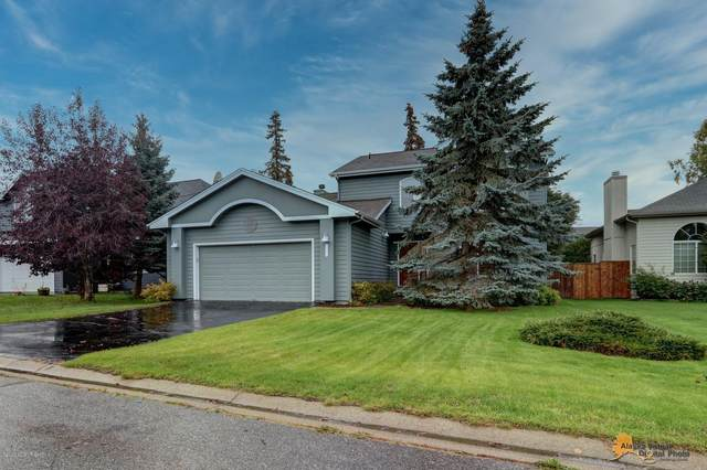 10623 Brigantine Circle, Anchorage, AK 99515 (MLS #20-14761) :: The Adrian Jaime Group | Keller Williams Realty Alaska