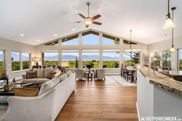 4862 W Pinnacle Ridge Circle, Wasilla, AK 99623 (MLS #20-14768) :: RMG Real Estate Network | Keller Williams Realty Alaska Group