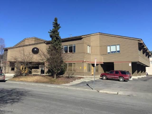 821 N Street #207, Anchorage, AK 99501 (MLS #20-14777) :: Team Dimmick