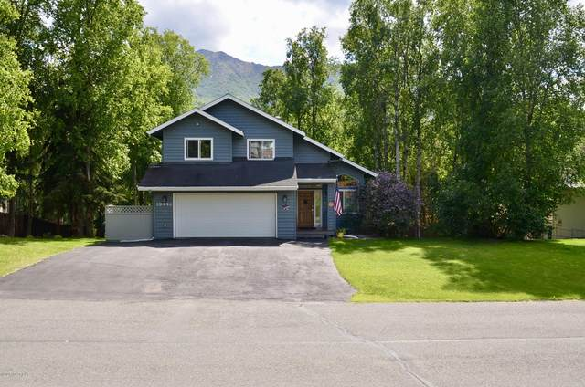 19442 S Mitkof Loop, Eagle River, AK 99577 (MLS #20-14786) :: Team Dimmick
