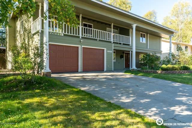 4042 Kingston Drive, Anchorage, AK 99504 (MLS #20-14789) :: Team Dimmick