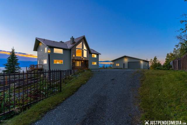 5445 E 172nd Avenue, Anchorage, AK 99516 (MLS #20-14805) :: The Adrian Jaime Group | Keller Williams Realty Alaska