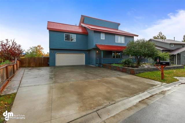 2750 Pelican Drive, Anchorage, AK 99502 (MLS #20-14822) :: The Adrian Jaime Group | Keller Williams Realty Alaska