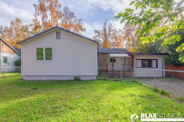 413 Glacier Avenue, Fairbanks, AK 99701 (MLS #20-14928) :: Team Dimmick
