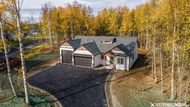8021 E Yarn Spinner Circle, Palmer, AK 99645 (MLS #20-14935) :: Team Dimmick