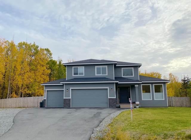 8591 E Wolf Creek Road, Wasilla, AK 99654 (MLS #20-14969) :: The Adrian Jaime Group | Keller Williams Realty Alaska