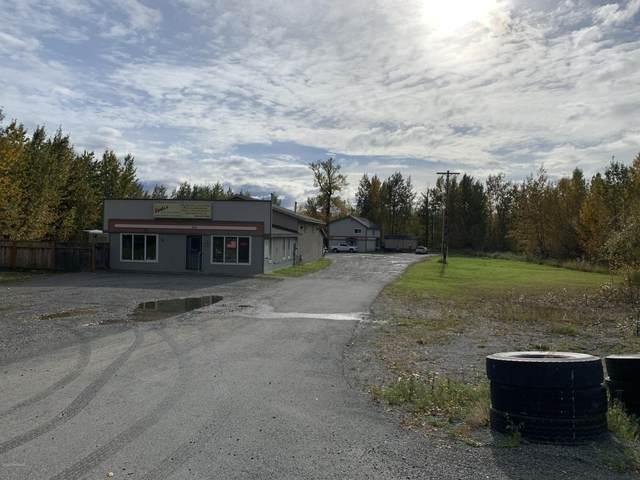 525 N Begich Drive, Wasilla, AK 99654 (MLS #20-14980) :: Team Dimmick