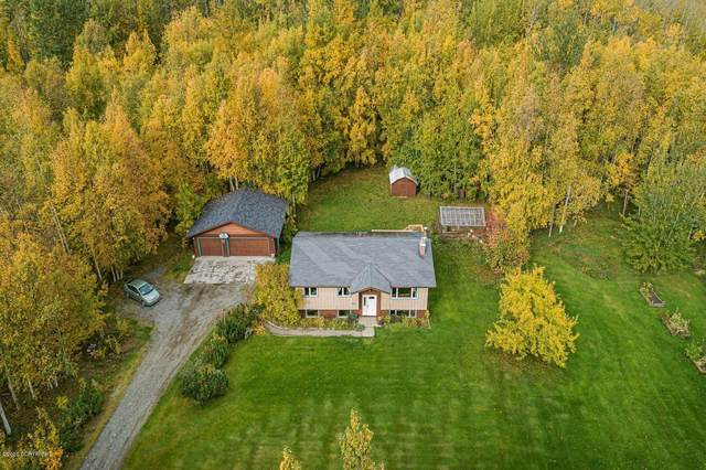 7151 Lower Mesa Drive, Wasilla, AK 99645 (MLS #20-15034) :: Team Dimmick