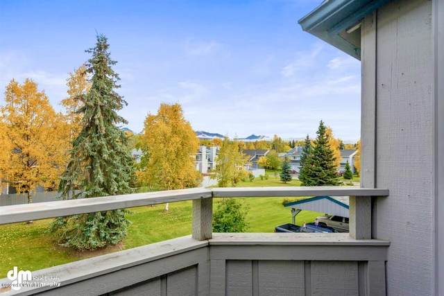 1641 Eastridge Drive #303, Anchorage, AK 99501 (MLS #20-15070) :: Wolf Real Estate Professionals