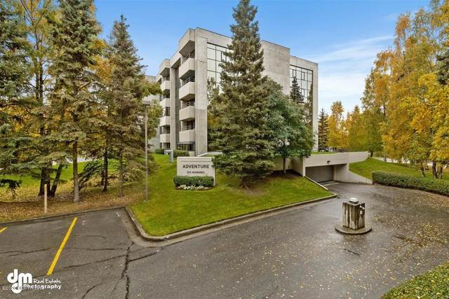 600 W 76th Avenue #501, Anchorage, AK 99518 (MLS #20-15103) :: Team Dimmick