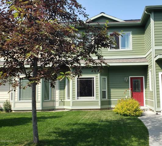 1106 E Street #6, Anchorage, AK 99501 (MLS #20-15178) :: The Adrian Jaime Group | Keller Williams Realty Alaska