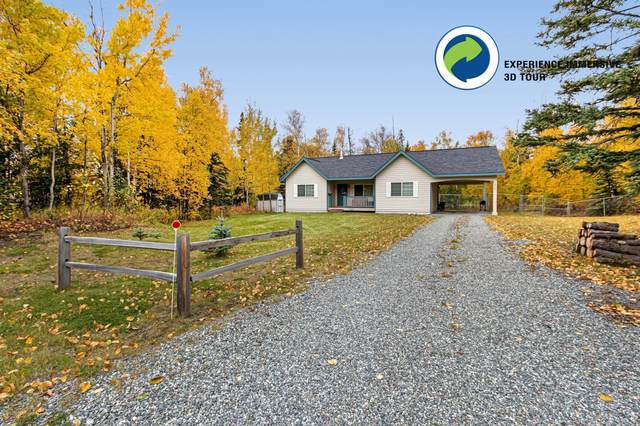 2781 N Cottonwood Loop, Wasilla, AK 99654 (MLS #20-15183) :: The Adrian Jaime Group   Keller Williams Realty Alaska