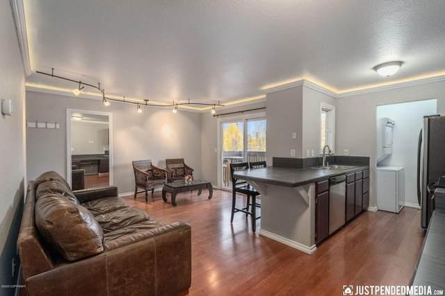 7322 Hunstmen Circle #18C, Anchorage, AK 99518 (MLS #20-15198) :: Wolf Real Estate Professionals
