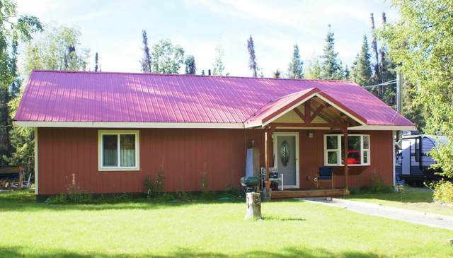 37974 Talkeetna Spur Road, Talkeetna, AK 99676 (MLS #20-15212) :: Wolf Real Estate Professionals