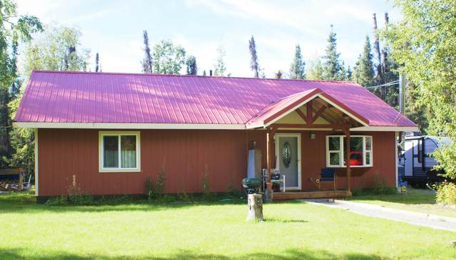 37974 Talkeetna Spur Road, Talkeetna, AK 99676 (MLS #20-15214) :: Wolf Real Estate Professionals