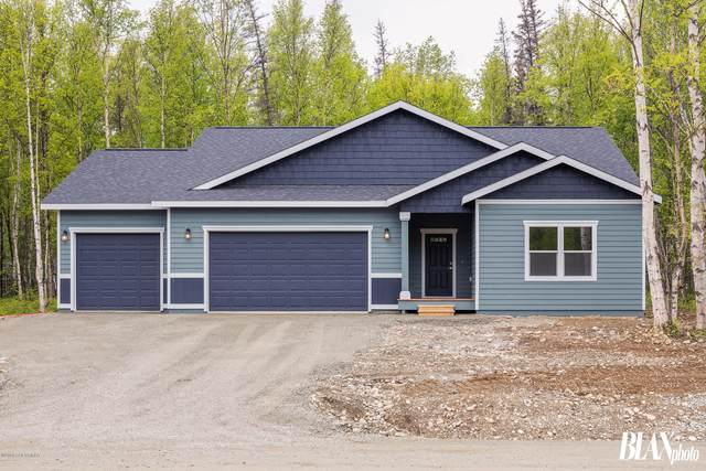 9077 E Windy Woods Loop, Palmer, AK 99645 (MLS #20-15230) :: The Adrian Jaime Group | Keller Williams Realty Alaska