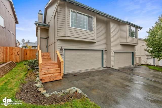 10505 Ridge Park Drive, Anchorage, AK 99507 (MLS #20-15254) :: The Adrian Jaime Group | Keller Williams Realty Alaska