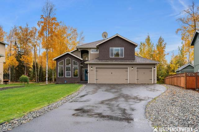 13295 Rosser Drive, Eagle River, AK 99577 (MLS #20-15275) :: The Adrian Jaime Group | Keller Williams Realty Alaska