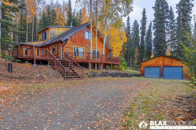 3400 Mink Lane, Fairbanks, AK 99712 (MLS #20-15307) :: Wolf Real Estate Professionals