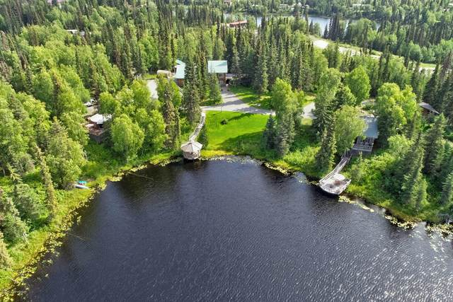 49300 Charlie Brown Drive, Soldotna, AK 99669 (MLS #20-15407) :: Wolf Real Estate Professionals