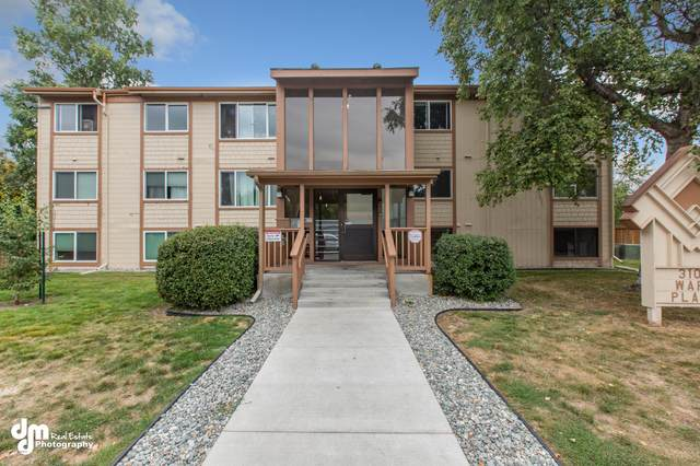 3100 Ward Place #7, Anchorage, AK 99517 (MLS #20-1550) :: Team Dimmick