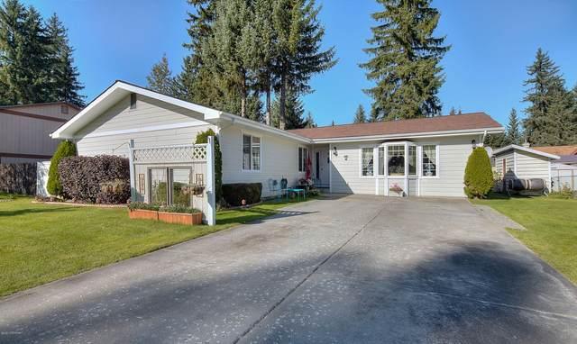 9331 Stephen Richards Memorial Drive, Juneau, AK 99801 (MLS #20-15730) :: Synergy Home Team
