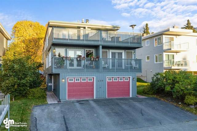 639 N Street #102, Anchorage, AK 99501 (MLS #20-15818) :: RMG Real Estate Network   Keller Williams Realty Alaska Group