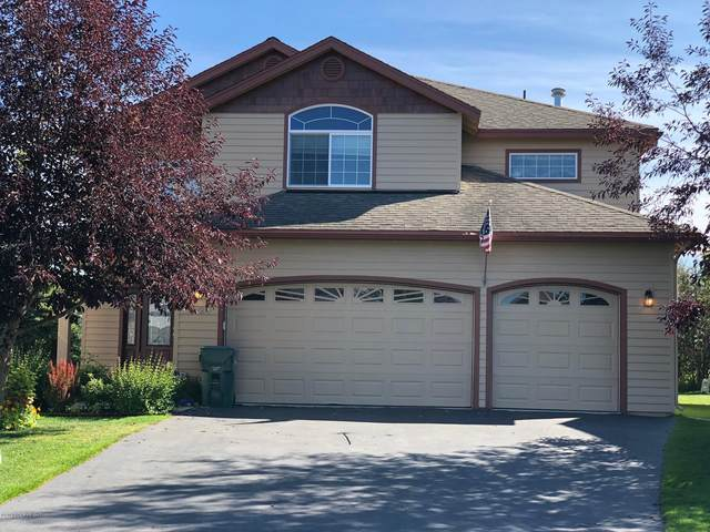 11123 Bulwark Circle, Anchorage, AK 99515 (MLS #20-15845) :: RMG Real Estate Network | Keller Williams Realty Alaska Group