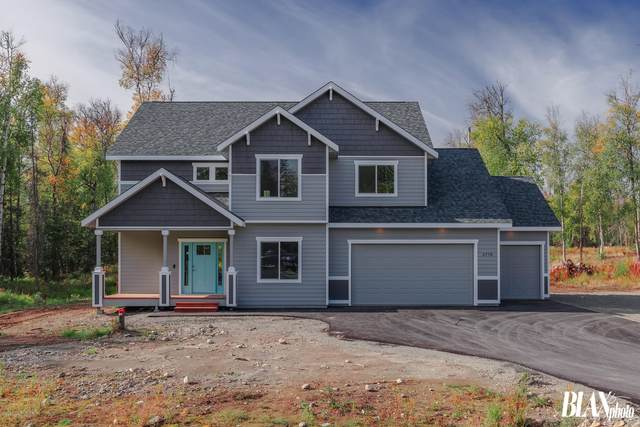 L6B1 E Yarn Spinner Circle, Palmer, AK 99645 (MLS #20-15877) :: Wolf Real Estate Professionals