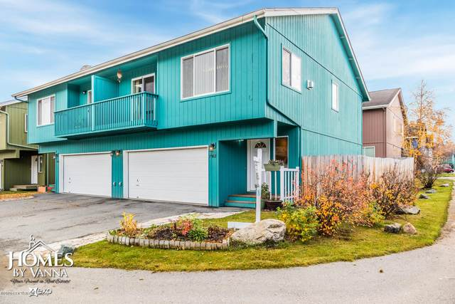 7962 Normanshire Court #101, Anchorage, AK 99504 (MLS #20-15941) :: Wolf Real Estate Professionals
