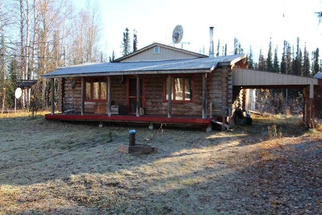 45887 S Parka Parkway, Talkeetna, AK 99676 (MLS #20-15976) :: Wolf Real Estate Professionals
