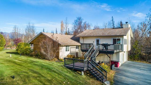 1447 N Ranch Road, Palmer, AK 99645 (MLS #20-16018) :: Synergy Home Team