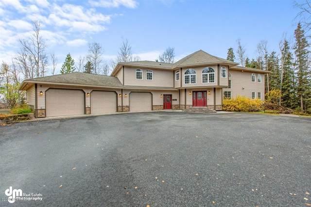 17816 Tedrow Drive, Eagle River, AK 99577 (MLS #20-16068) :: Alaska Realty Experts