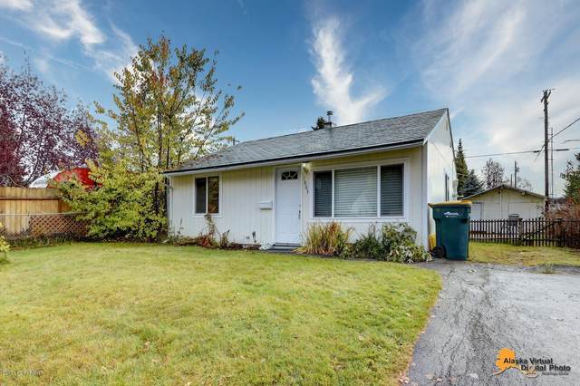 1803 Twining Drive, Anchorage, AK 99504 (MLS #20-16133) :: Wolf Real Estate Professionals