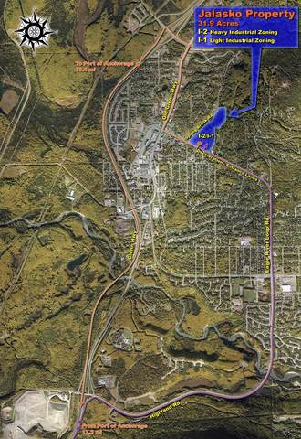 17227 N Eagle River Loop Road, Eagle River, AK 99577 (MLS #20-16160) :: Wolf Real Estate Professionals